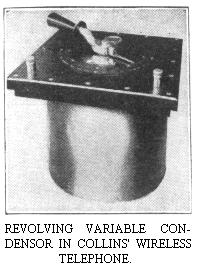 variable condensor